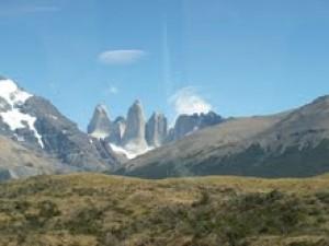 disfrute del paisaje que ofrece el viaje al glaciar perito moreno