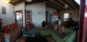arriendo cabaña de veraneo en pichidangui, 4 dormitorios