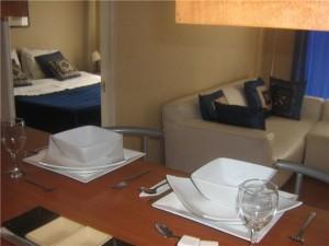 departamentos 1 y 2 dormitorios por dia en santiago centro, chile