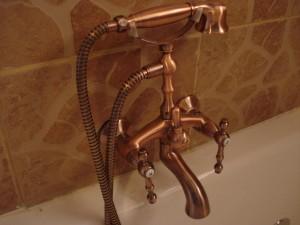 duchas de cobre