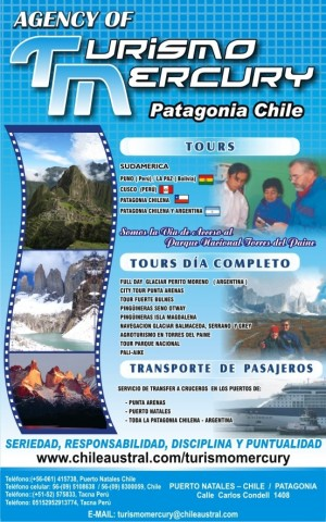 destinos tur�sticos patagonia torres del paine glaciar perito moreno