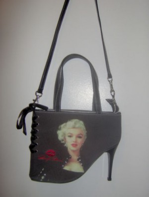 cartera marilyn monroe exclusiva