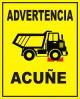 Señaláticas, letreros de  seguridad minera e industrial
