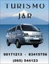 Transporte de turismo