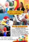 Animaciones Fiestas Titeres Magos Payasitas Pintacaritas Lazy Town 7698152