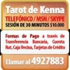 Tarot por tel�fono 4927883 �Buscas respuestas a tus dudas?