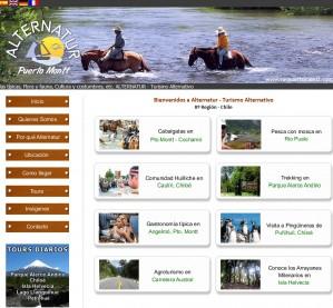 tours en puerto montt: cabalgatas – pesca – trekking – kayak – labores de campo