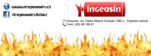 extintores ingeasin ltda, extintores certificados, extintores santiago
