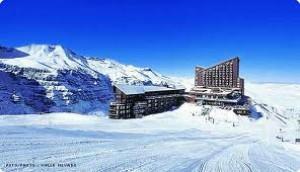 paseos a la nieve farellones y valle nevado