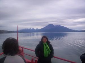 vacaciones en patagonia tour a torres del payne en el dia