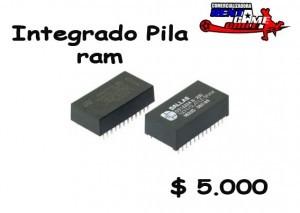 integrado pila ram precio oferta: $ 5.000