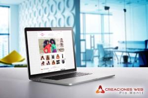 creaciones web desarrollamos sitios web en todo chile.