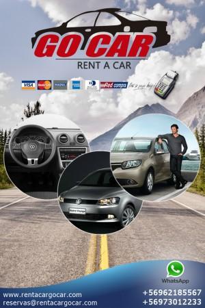 rent a car en puerto montt - go car rent a car