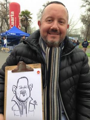 caricaturas y caricaturistas en vivo para eventos