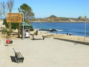 letreros en madera. litoral central