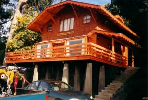 cabañas y casas completamente equipadas frutillar bajo