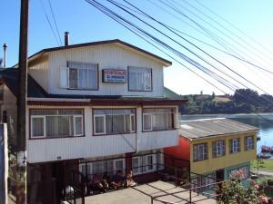 alojamiento hostales castro chiloe, hostal el mirador