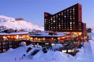 viajes a la nieve - centros de ski - farellones, el colorado y valle nevado