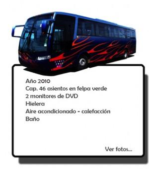arriendo de buses de turismo