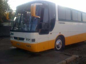 arriendo de buses y minibuses turismo