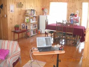 hospedaje y casa alojamiento en coÑaripe el chilenito
