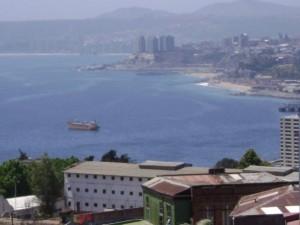 casa en arriendo diario en valparaiso, amoblada, wi-fi, fono 97508350