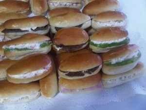 canape eventos fiestas cumpleaños matrimonios bautizos tortas catering