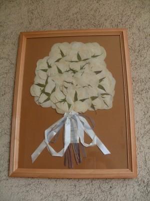 flores prensadas, ramos de novias : prensados e inmortalizados para toda la