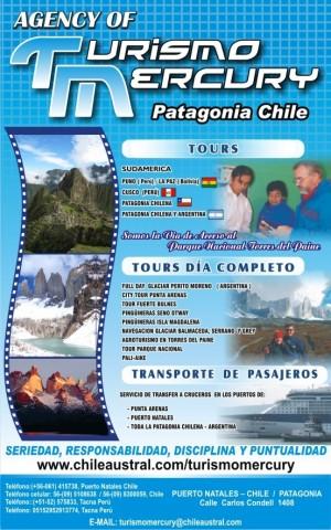 turismo en patagonia chilena-argentina tours diarios torres del paine