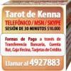 Lectura del Tarot en Chile 4927883 , telefónico , Skype y MSN