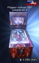 Flipper virtual 157 juegos en 1/oferta de rentagame