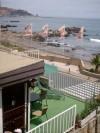 Cabañas en Concon / Viña del Mar. ORILLA DEL MAR Y PLAYA