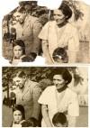 Restauración Fotográfica, de fotografias dañanas, Coloración,