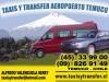 Taxis y Transfer Aeropuerto Temuco 45-339900