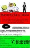 MARIACHIS CHARROS SERENATAS SAL Y TEQUILA