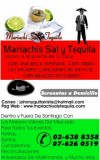 mariachis serenatas mariachis sal y tequila