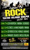 Jueves de Rock en Teatro Velarde de Quilpué