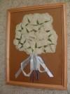 Ramos prensados conserva tu ramo de novia toda vida como un cuadro