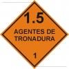Nacarimagenes señaleticas de seguridad en Chile, Señaletica normada