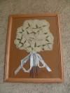 Enmarca tu ramo de novia www. ramoseternos .com